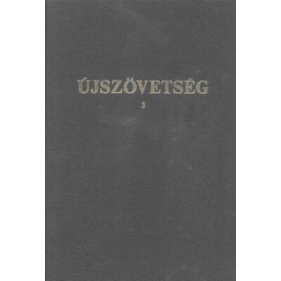Újszövetség 3 – Gyengénlátóknak (Csel-2Kor)