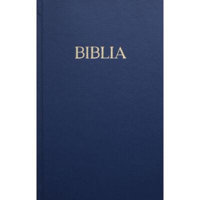 Biblia – egyszerű fordítás, kék, keménytáblás