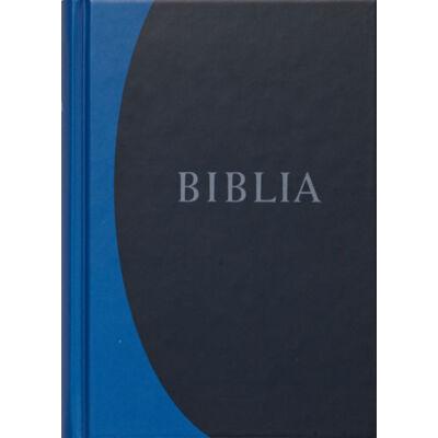 Biblia – revideált új fordítás, kék, közepes
