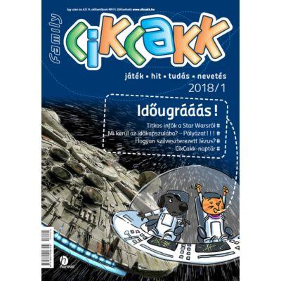CikCakk magazin 2018/1