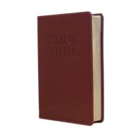 Szent Biblia – Patmos, Károli (nagy) bordó