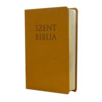 Szent Biblia – Patmos, Károli (nagy) őzbarna