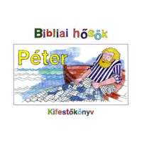 Bibliai hősök kifestő – Péter