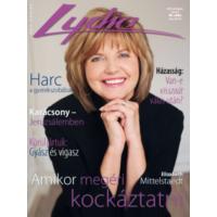 Lydia magazin – 2014 ősz