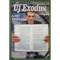 Új Exodus – XIX. évfolyam 1. szám (2008. december)