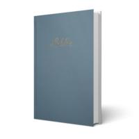 Biblia – egyszerű fordítás (EFO), keménytáblás, világoskék