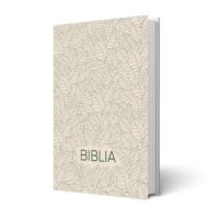 Biblia – egyszerű fordítás (EFO), puhatáblás, levél mintás