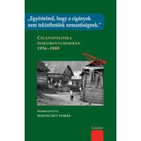 Cigánypolitika dokumentumokban 1956-1989
