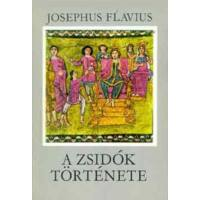 A zsidók története (antikvár)