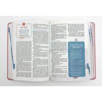 Fiatalok Bibliája - rózsaszín