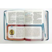 Fiatalok Bibliája - türkiz