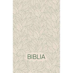 Biblia – egyszerű fordítás, levél mintás
