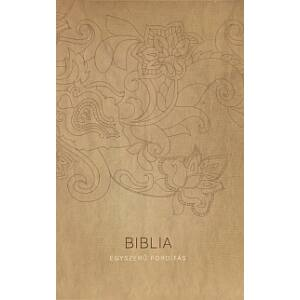Biblia – egyszerű fordítás, virágos