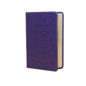 Szent Biblia – Patmos, Károli (mini) lila