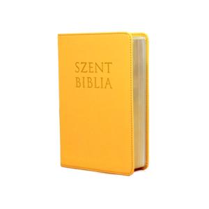 Szent Biblia – Patmos, Károli (mini) napsárga