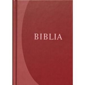 Biblia – revideált új fordítás, bordó, közepes