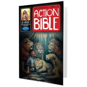 Action Bible 8 – Jeremiás prófétától Heródesig (antikvár)