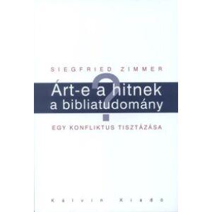 Árt-e a hitnek a bibliatudomány