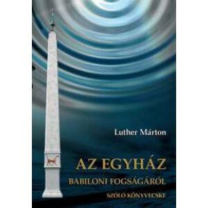 Az egyház babiloni fogságáról szóló könyvecske