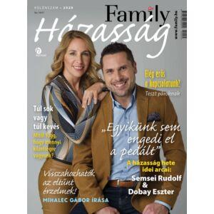 Family – Házasság különszám 2020