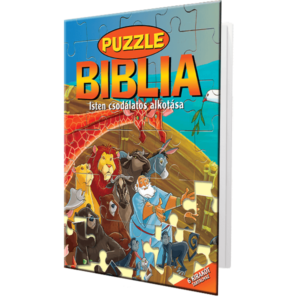 Puzzle Biblia 1. – Isten csodálatos alkotása