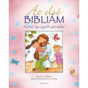 Az első Bibliám (rózsaszín)