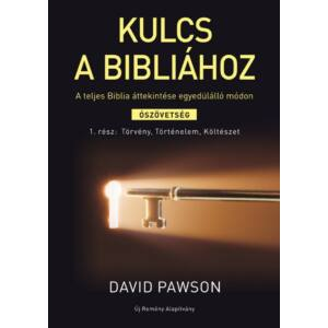 Kulcs a Bibliához – Ószövetség 2. rész: Prófétai könyvek