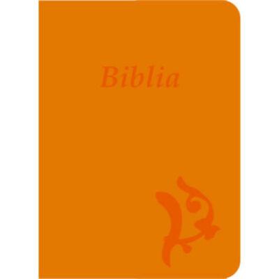 Biblia – új Károli, sárga, varrott, nagy