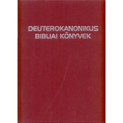 Deuterokanonikus bibliai könyvek