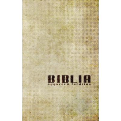 Biblia – egyszerű fordítás, antik