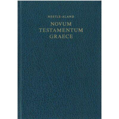 Novum Testamentum Graece 28.