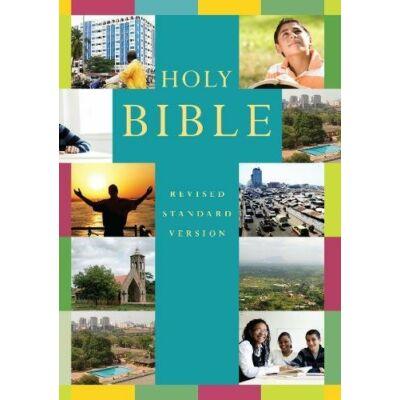 Holy Bible – Revised Standard Version