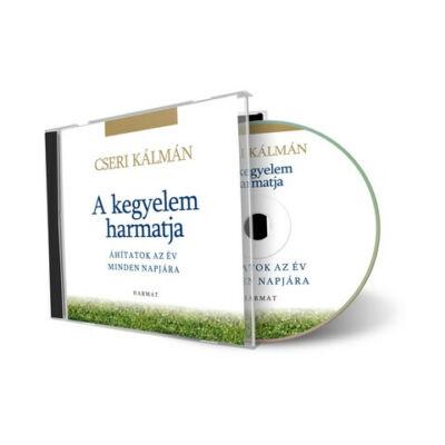 A kegyelem harmatja hangoskönyv CD