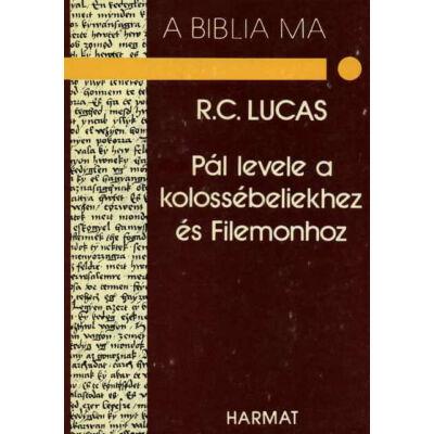 Pál levele a kolossébeliekhez és Filemonhoz