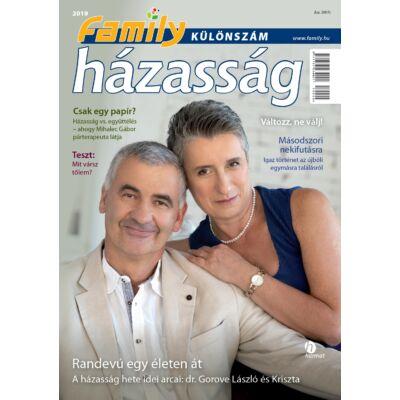 Family – Házasság különszám 2019