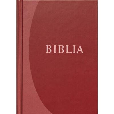 Biblia – revideált új fordítás (RÚF), bordó, közepes