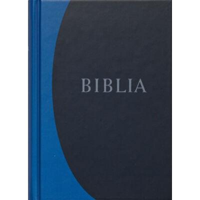 Biblia – revideált új fordítás (RÚF), kék, közepes