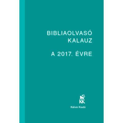 Bibliaolvasó Kalauz a 2017. évre