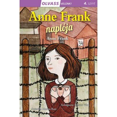 Olvass velünk! (4) - Anne Frank naplója