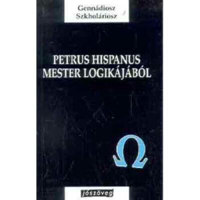 Petrus Hispanus mester logikájából (antikvár)