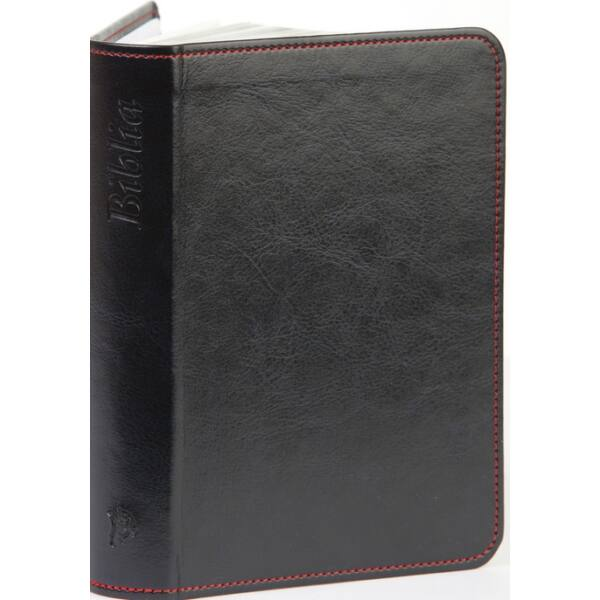 Biblia – új Károli, sötétkék, varrott, nagy